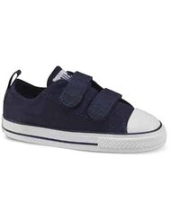 CHUCK TAYLOR ALL STAR V  - Low, Color ATHLETIC NAVY/WHITE, Color code 412, Material Canvas, Reference 711357