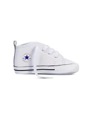CHUCK TAYLOR FIRST STAR  - High, Color WHITE, Color code 100, Material Canvas, Reference 81229
