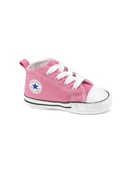CHUCK TAYLOR FIRST STAR  - High, Color PINK, Color code 650, Material Canvas, Reference 88871
